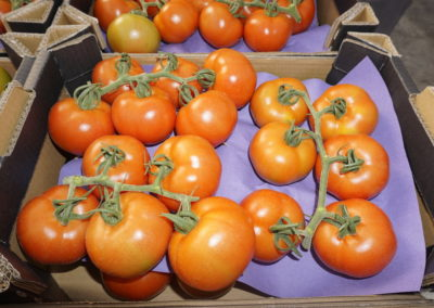 tomates en caja